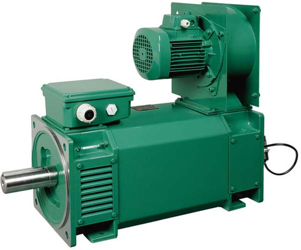 Electromotor AC CPLS
