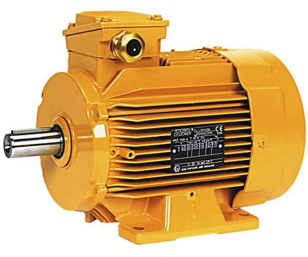 Electromotor AC (F)LSPX