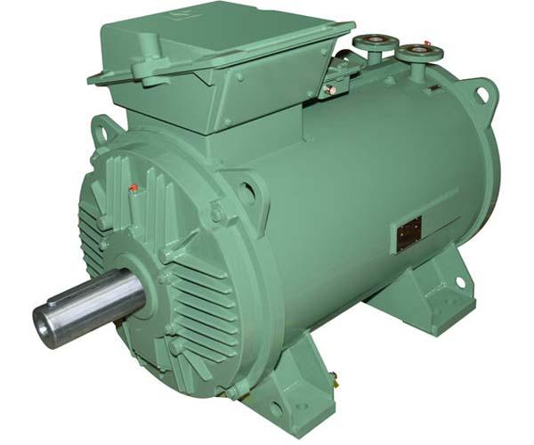 Electromotor AC LC