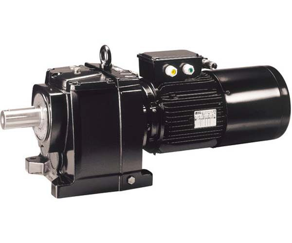 Motorreductor compabloc LSMV