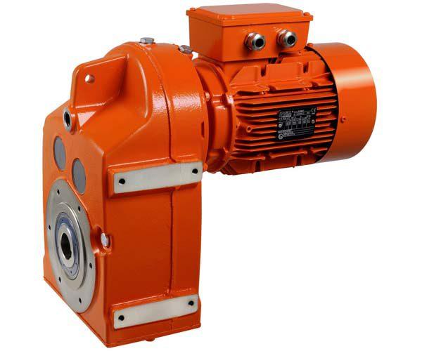 Motorreductor manubloc Atex gas zone 1 2
