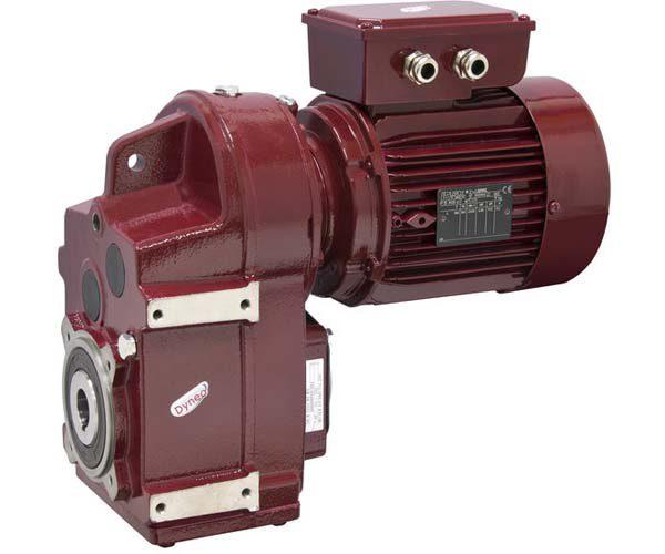 Motorreductor manubloc LSRPM