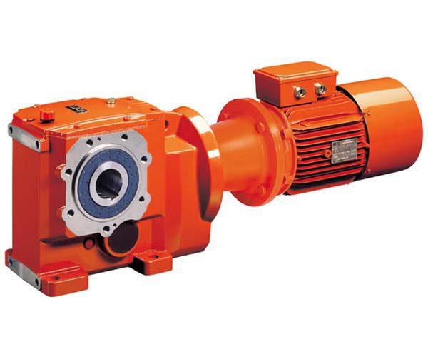 Motorreductor orthobloc Atex gas zone 1 2