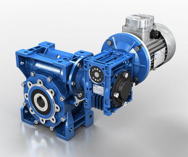 Wormwielkast NMRV Dub Motor