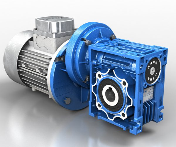 Wormwielkast NMRV Motor Extra Tand