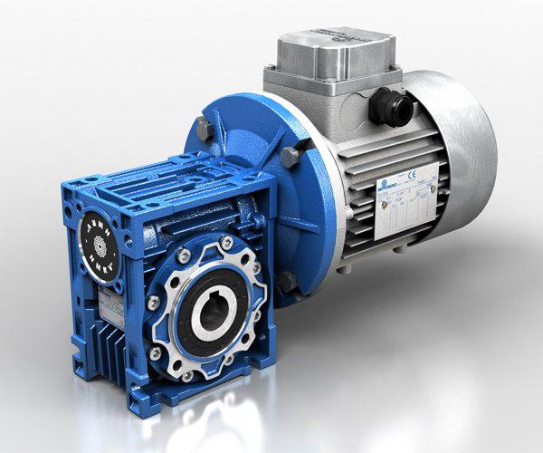 Wormwielkast NMRV Motor
